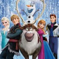 Frozen da Disney!