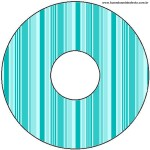 CD DVD Azul Tiffany: