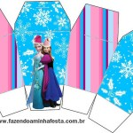 Caixa China in Box Natal Frozen: